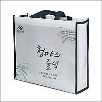 M형 부직포 가방 02-018
